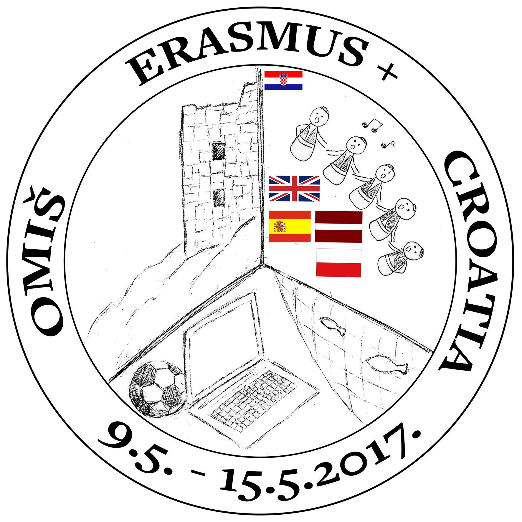 Amateur radio network omis